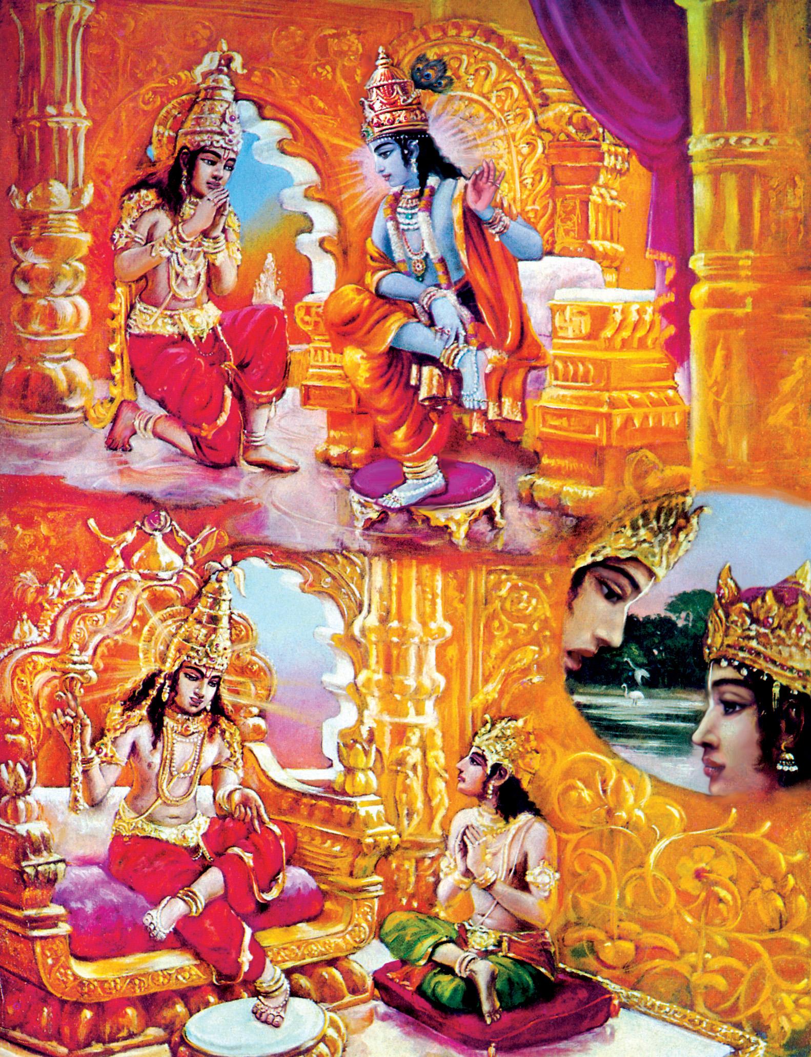 chapter 4 transcendental knowledge bhagavadgita quotas it