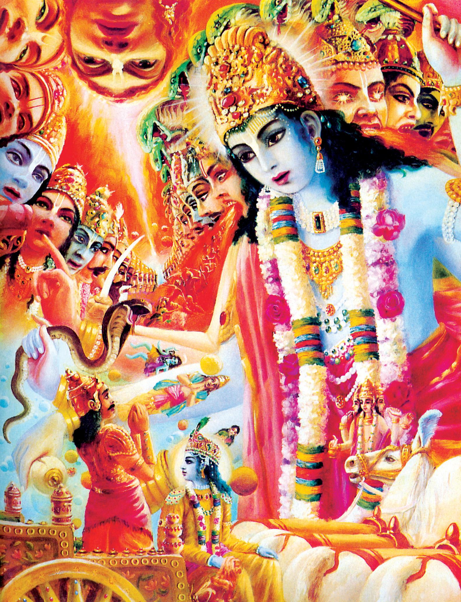 material universe bhagavadgita quotas it isquot original 1972